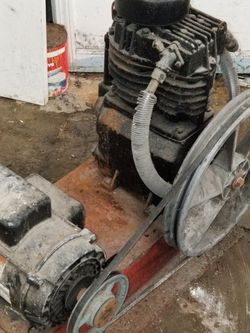 220v Single Phase Compressor And Motor for Sale in Seattle,  WA