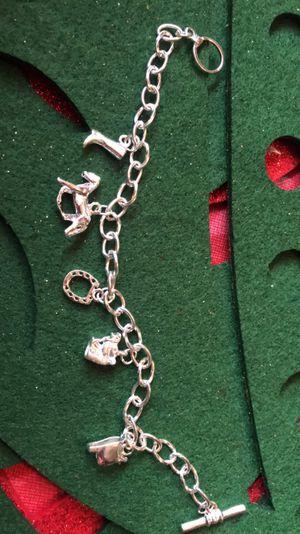 Horse charm bracelet for Sale in Tyler, TX