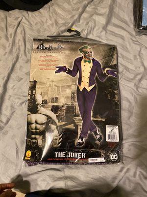 Joker costume for Sale in Glendale, AZ
