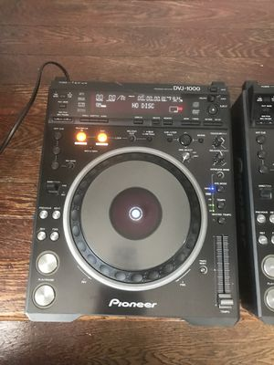 Pioneer DVD-CD turntables for Sale in Philadelphia, PA