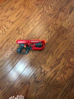 TOY Nerf Cycloneshock MEGA blaster for Sale in Sarasota, FL