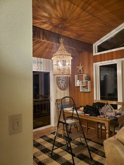 Chandelier light fixure for Sale in Washougal,  WA