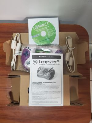 Leap Frog Learning Game System 🐸 for Sale in Dearborn, MI
