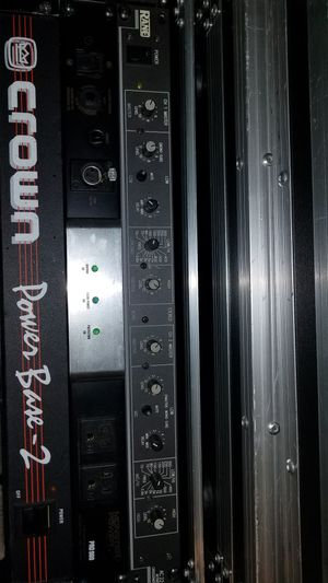RANE 2-WAY STEREO CROSSOVER AC-23 for Sale in Fishkill, NY