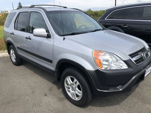 2002 Honda CRV EX 4WD for Sale in Tacoma, WA