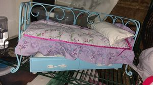 American girl doll bed with trundle for Sale in Costa Mesa, CA