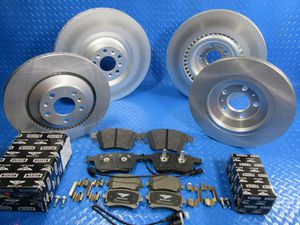 Bentley Continental Gt GTc Flying Spur front rear brake pads rotors #5806 for Sale in Hallandale Beach, FL