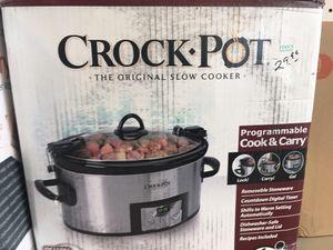 Crock pot *Original Slow Cooker* for Sale in El Paso, TX