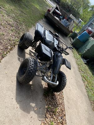 2001 Yamaha 250 and Tao dirt bike for Sale in Houston, TX