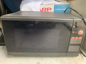 Microwave sharp carousel for Sale in Lawrence, MA