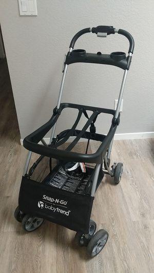 Babytrend snap n go car seat carrier stroller for Sale in Rocklin, CA