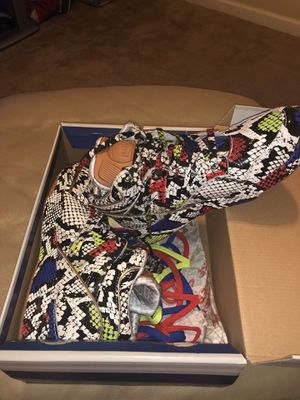 Limited Edition Melody Ehsani Reebok's for Sale in Willingboro, NJ