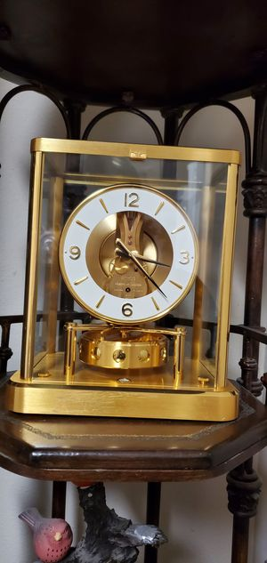 Atmos Jarger Le Coultree clock 540. for Sale in Anaheim, CA