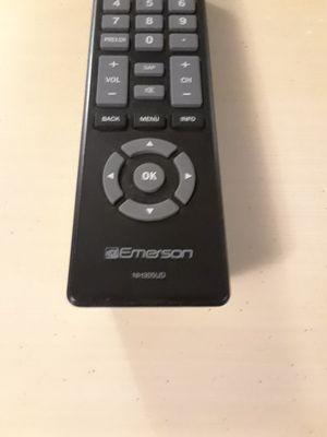 Emerson television remote for Sale in Odessa, FL