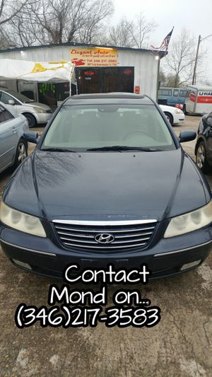 2006 Hyundai Azera for Sale in Houston, TX