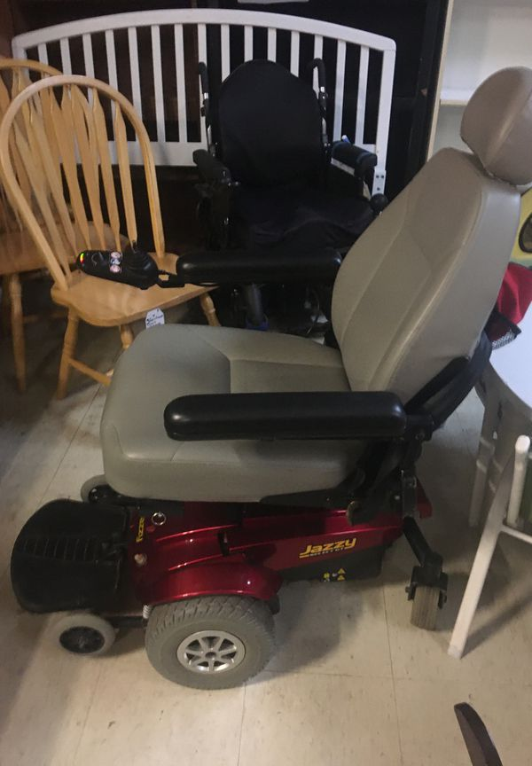 Jazzy mobility scooter