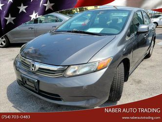 2012 Honda Civic for Sale in Hollywood,  FL