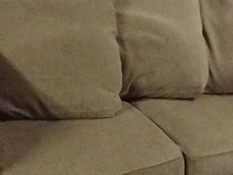 Sofa Couch. Great Condition. Reversible. Pillows And Cushions Have Removable/Washable Upholstery for Sale in Monaca,  PA