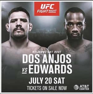UFC Fight Night for Sale in San Antonio, TX