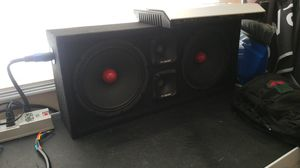 "pro audio 10"" and drives for Sale in Tampa, FL"
