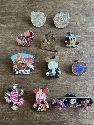 Disney Trading Pins | Assortment for Sale in Hillsboro, OR
