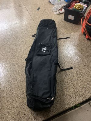 Snowboarding bag... excellent condition. for Sale in San Clemente, CA
