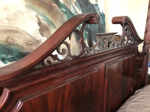 Majestic California king bed with two night stands and a dresser for Sale in Silver Spring, MD