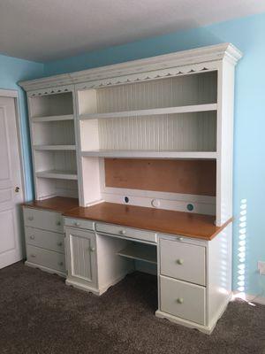 Bedroom furniture, homework study console, teen furniture, desk, county cottage for Sale in Glendora, CA