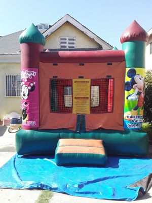 Jumpers. Sillas. Mesas. Dj for Sale in Long Beach, CA