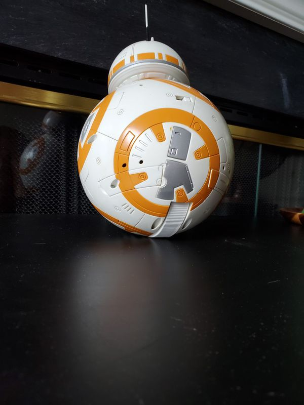 BB8 star wars talking robot