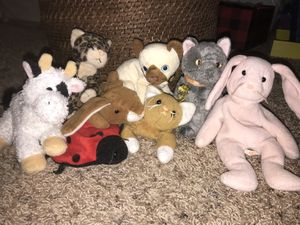 Beanie Babies (TY) for Sale in Puyallup, WA