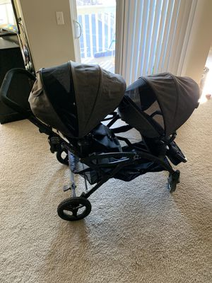 Contours Options Elite Tandem Double Stroller for Sale in Wenatchee, WA