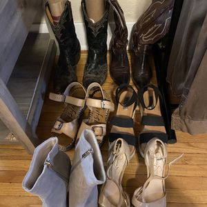 Women's Shoes Size 7.5 & 8 for Sale in Los Angeles, CA