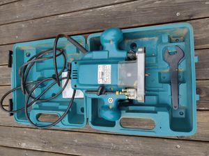 Makita Plunge router for Sale in Tacoma, WA