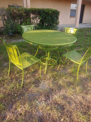 Vintage patio set for Sale in Largo, FL