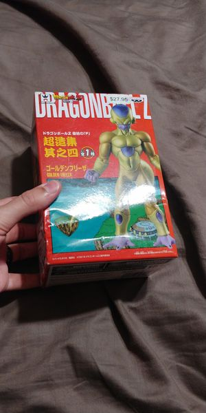 Gold form dragon ball z for Sale in Oceanside, CA