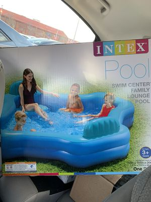 Intex Swim Center Family Lounge Pool for Sale in Boston, MA