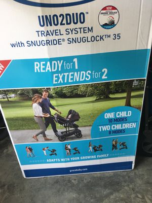 Graco Uno2Duo Stroller for Sale in Gulfport, MS