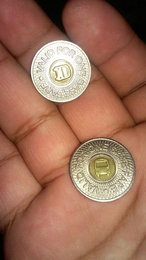 2 bus tokens for Sale in Minneapolis, MN