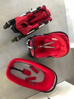 3 in 1 convertible Stroller Streety+ Bebe Confort for Sale in Miami, FL