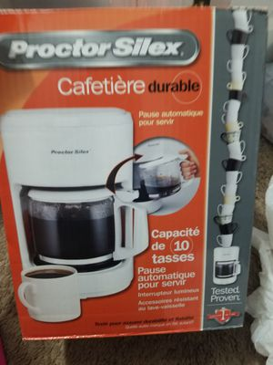 10 cup coffee maker for Sale in Milford Mill, MD
