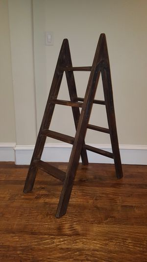 Ladder Decor Shelving Decoration Unit for Sale in Wylie, TX