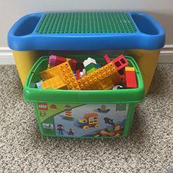 Lego Duplos & Table for Sale in Aberdeen,  WA