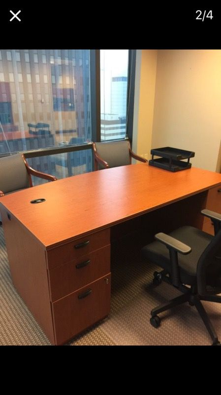 Office furniture available