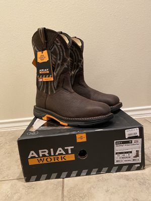 New Men's Workhog XT Dare Carbon Toe Work Boots for Sale in Laredo, TX