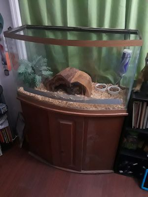 Tank & stand for Sale in Cape Coral, FL