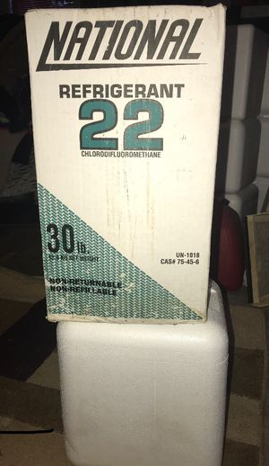 National Refrigerant 22 for Sale in Riviera Beach, FL