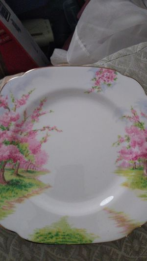 Antique plate. Royal Albert bone China, England for Sale in Oakton, VA