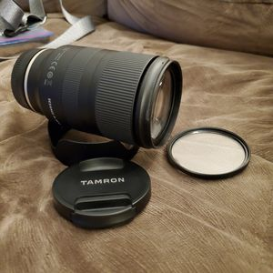 Tamron 28-75 2.8 Di III RXD For Sony for Sale in Anaheim, CA