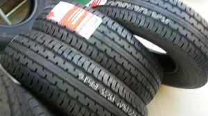 4 new ST tires 205/75/15..trailer tires GT for Sale in Palmdale, CA